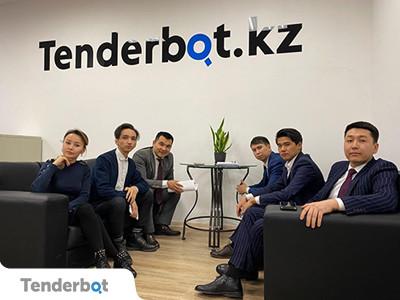 Как Tenderbot.kz помогает компаниям при участии в тендерах