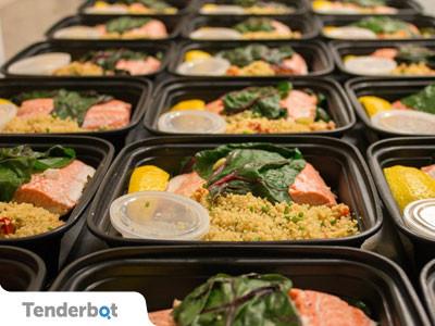 Новый порядок по закупкам товаров и услуг по организации питания